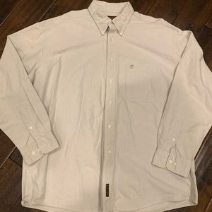 Timberland dress shirt men's XL
